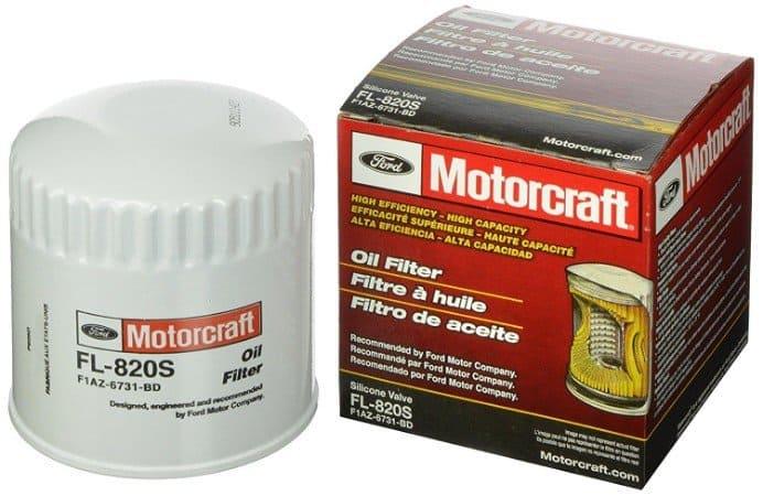 Motorcraft Silicone Valve Oil Filter