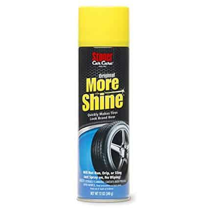 Stoner Car Care More Shine Tire Dressing