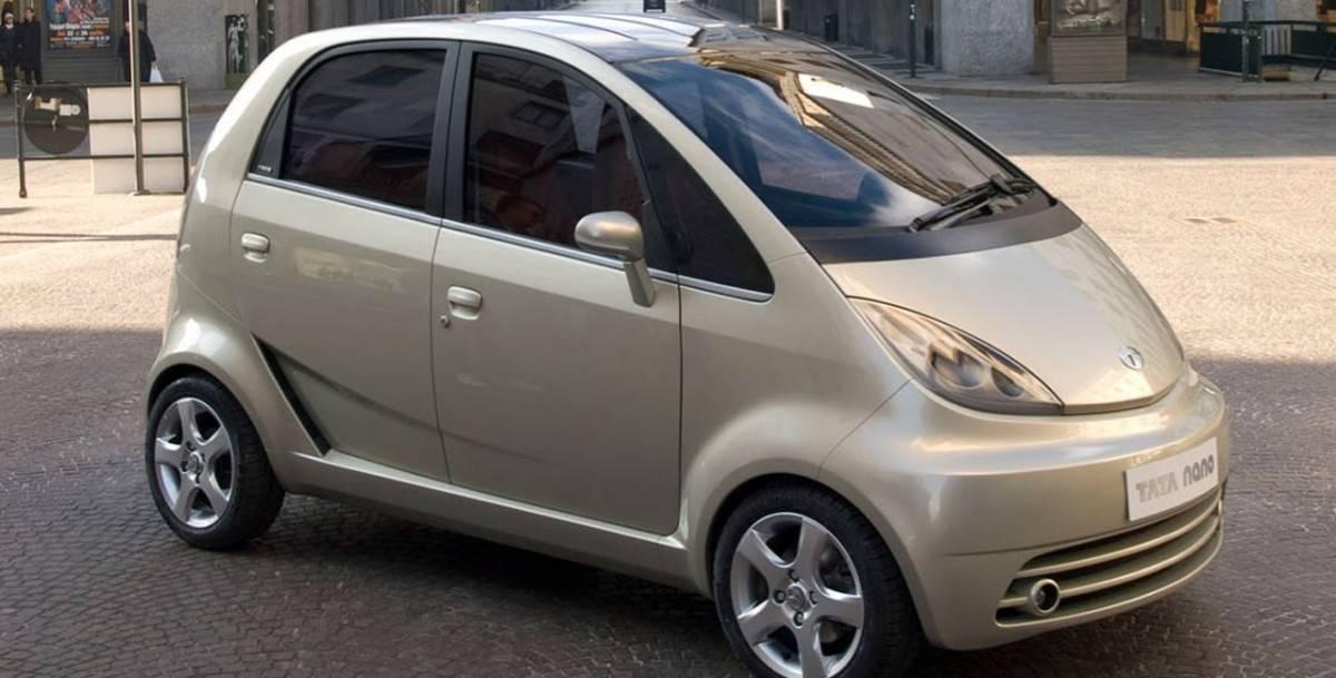 Tata Nano - India