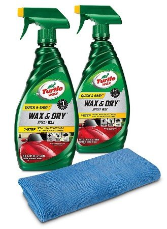 Turtle Wax Wax & Dry