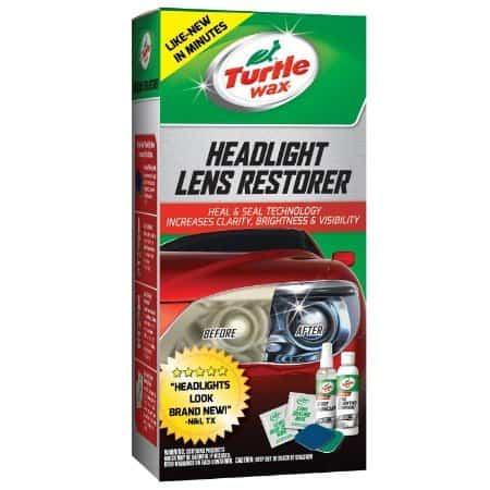 Turtle Wax Headlight Lens Kit