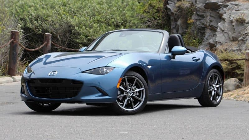 Mazda MX-5 Miata will be one of the best 2020 sports cars we can expect to see