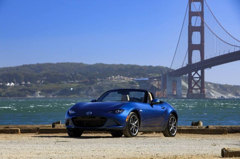 Mazda Miata is, unsurprisingly, one of the best 2020 convertibles we can expect to see