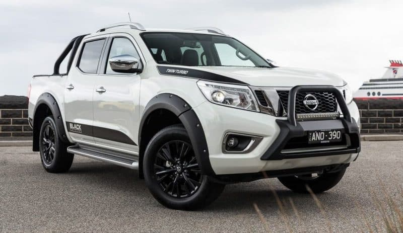Australia-spec Nissan Navara N Sport showcases how the U.S.-spec Nissan Frontier could turn out to be