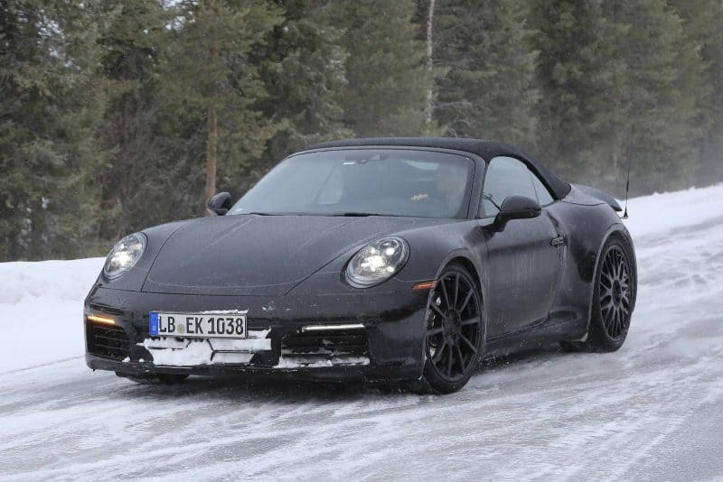 Porsche 911 Cabrio will be one of the best 2020 convertibles, as always
