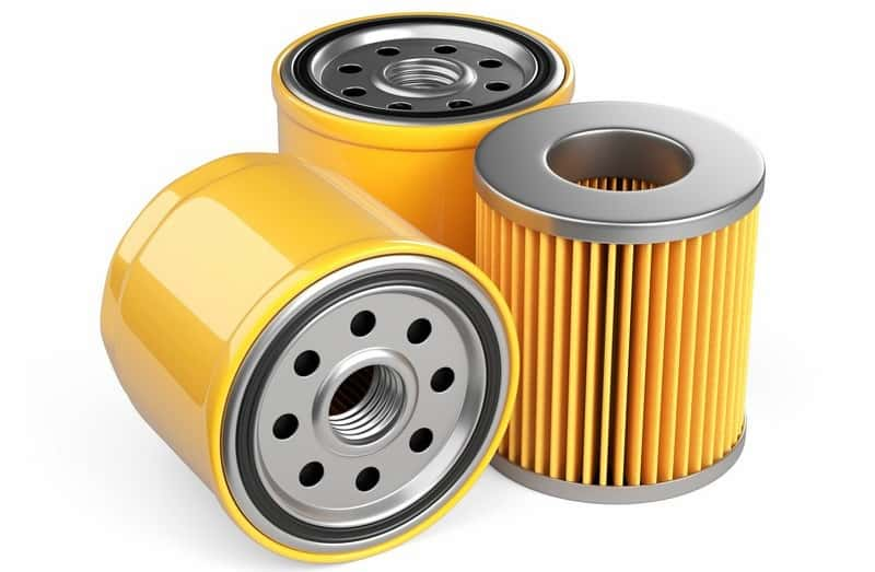 Spin-On and Cartridge Oil Filter