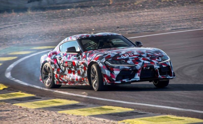 Toyota GR Supra Racing Concept previews the Mk5 Toyota Supra - one of the best 2020 sports cars we can expect to see