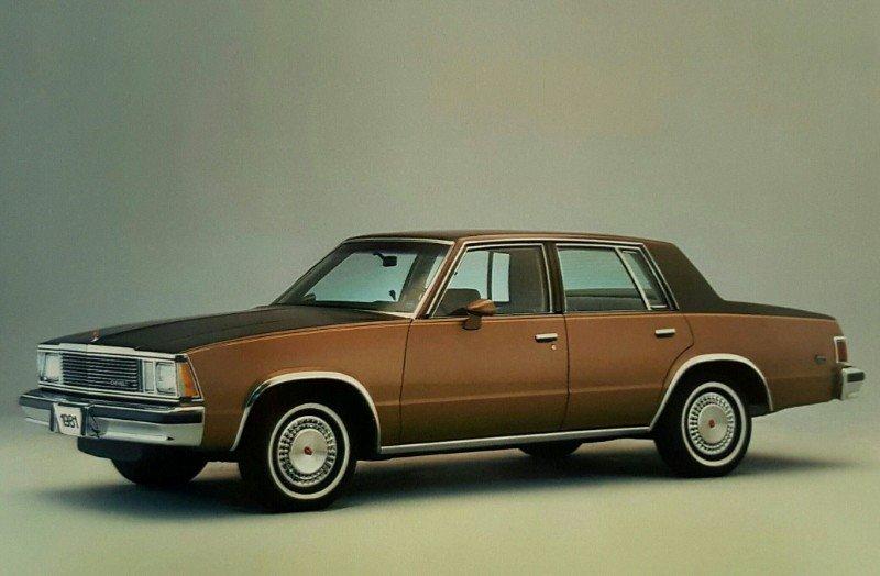 1981 Chevrolet Malibu - steering column recall