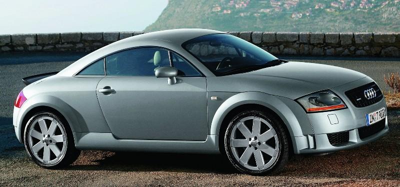 2 2000 Audi Tt