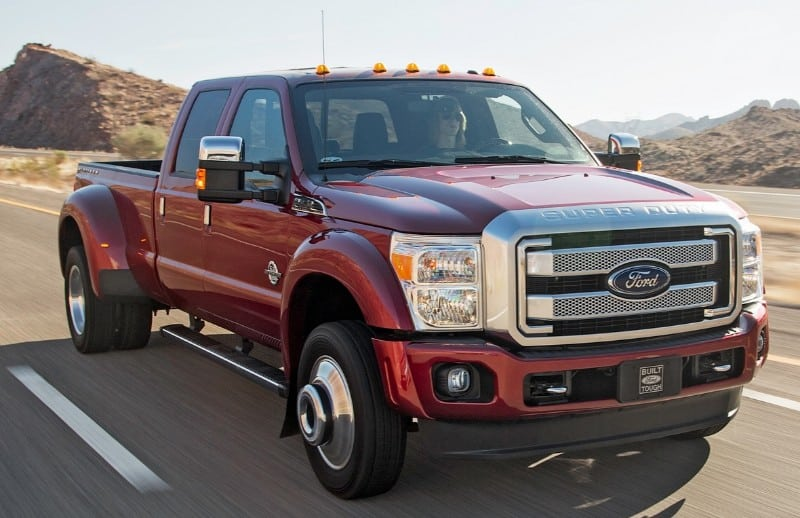 2015 Ford Super Duty F-450 - right front view