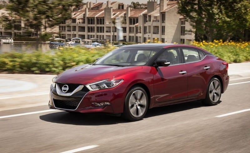 2017 Nissan Maxima - airbag sensor recall