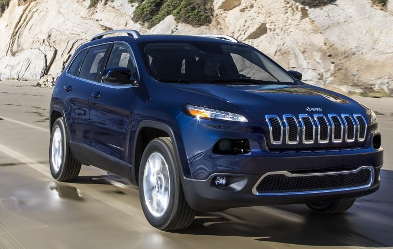 2018 Jeep Grand Cherokee Diesel - right front view
