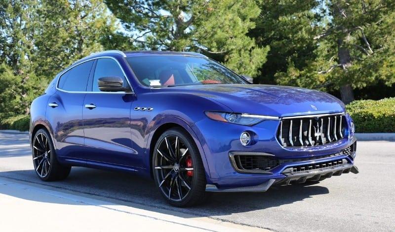 2018 Maserati Levante - suv