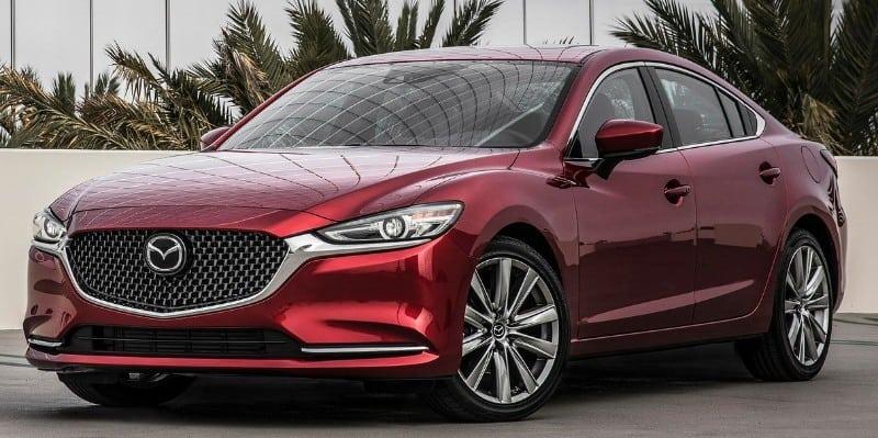 2018 Mazda 6 - sedan