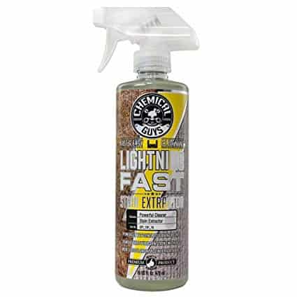 Chemical Guys Lightning Fast Upholstery Stain Extractor