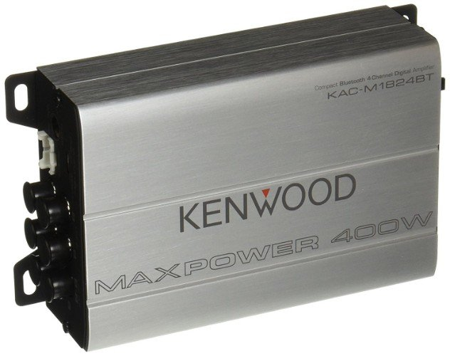 Kenwood 1177524 Compact Automotive amp