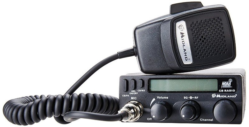 Midland 40 Channel Mobile CB