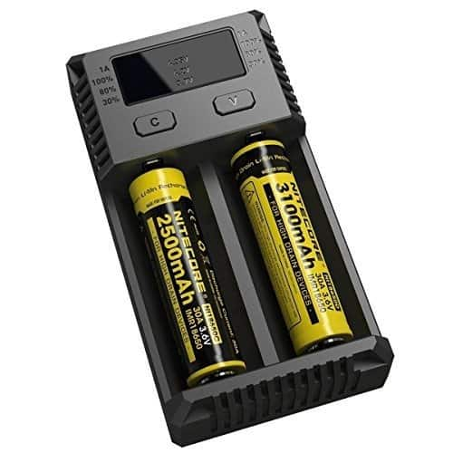18650 battery charger