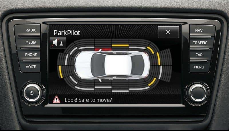 Automatic Parking Assist