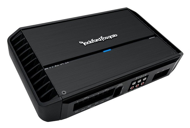 Rockford Fosgate 4-Channel Amplifier