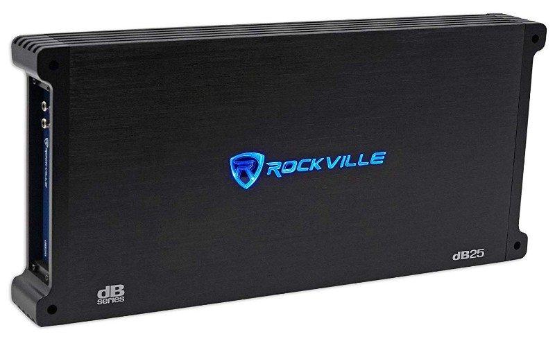 Rockville dB25 2800 Watt RMS 2 Channel Amplifier