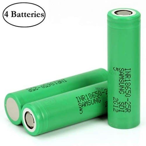 Samsung Rechargeable Batteries