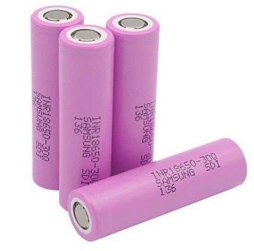 Samsung 18650 High Drain Battery