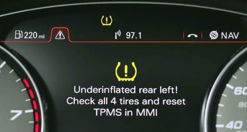 tire-pressure monitoring system