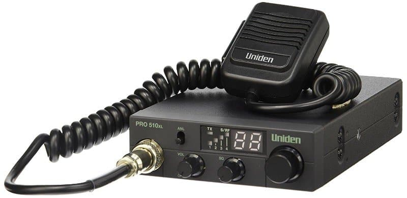 Uniden Pro Series 40-Channel CB Radio