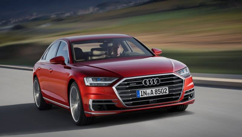 Latest-generation Audi A8 should spawn the ultra-luxurious Horch model around 2020