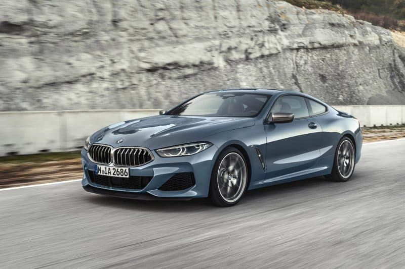 BMW 8 Series is one of the best 2020 coupes that are heading our way
