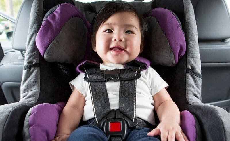 Car Seat Myths