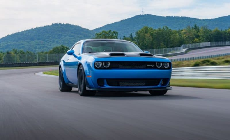 Dodge Challenger SRT Hellcat Redeye will be one of the best 2020 muscle cars