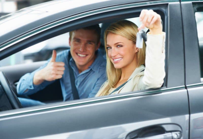 Enjoy Your New Car