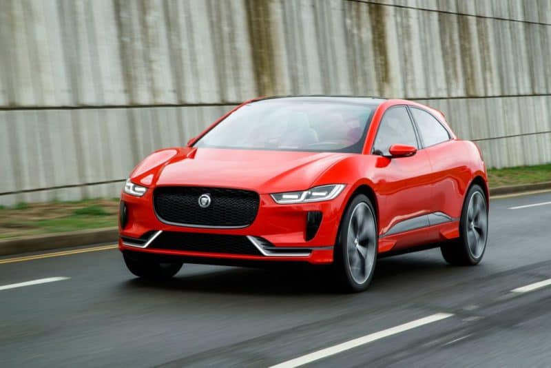 Jaguar I-Pace is one of the best 2020 SUVs around
