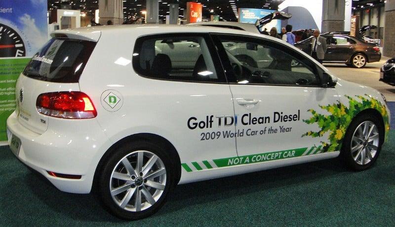 vw clean diesel recall