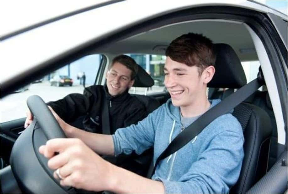 young driver - high insurance rates