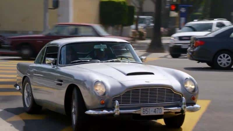 1964 Aston Martin DB5 Coupe - front view