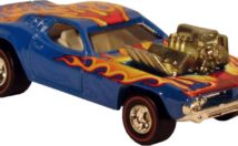 1974 Blue Rodger Dodger - Hot Wheel