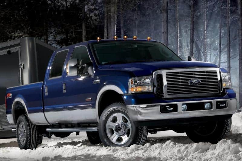 2007 Ford F-350 - right front view