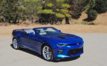 2016 Chevrolet Camaro - right front view