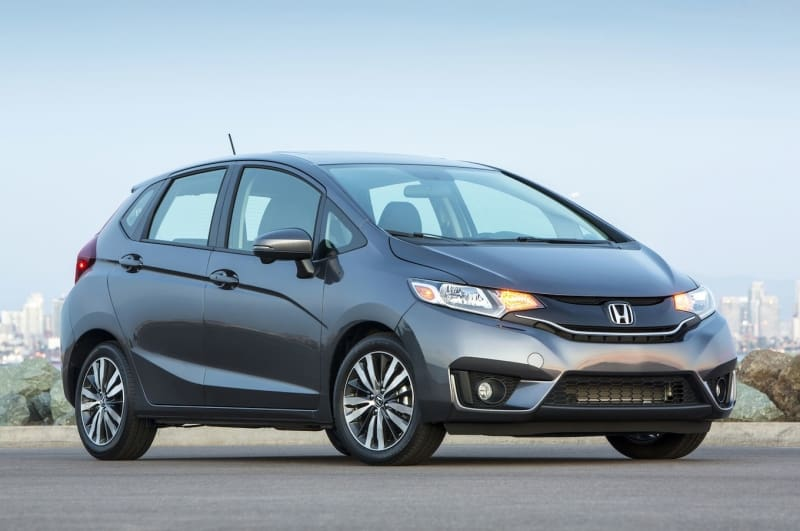 2016 Honda Fit - right front view
