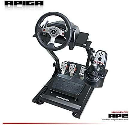 APIGA AP2 Foldable Racing Simulator