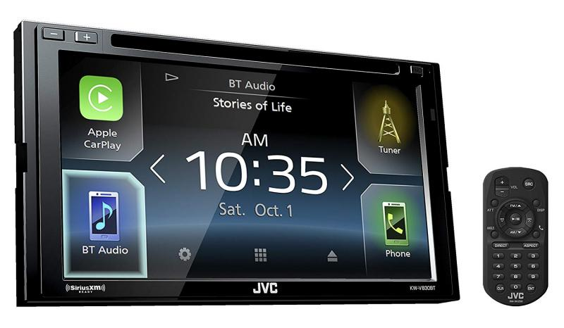 JVC KW-V830BT Double DIN