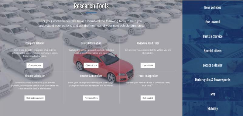 costcoauto research tools