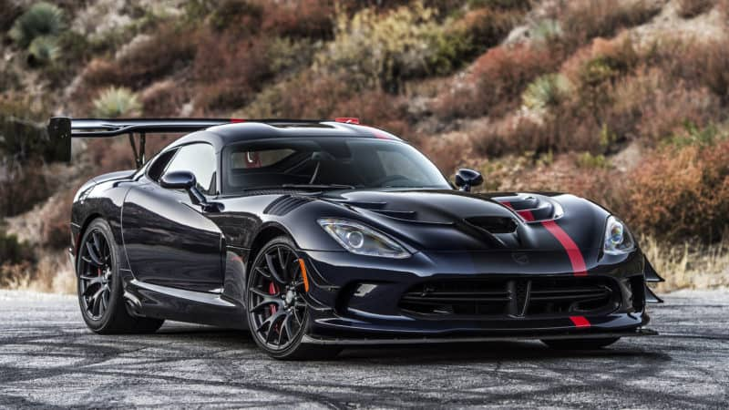 All-new Viper could be bolstering the 2020 Dodge lineup