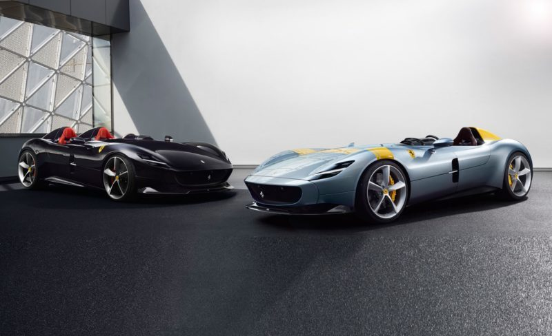 Monza SP1 and SP2 are hands-down, the most ludicrous 2020 Ferrari models around